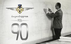 【ジュネーブモーターショー16】伊トゥーリング、オープンスポーツ初公開へ…90周年記念車 画像