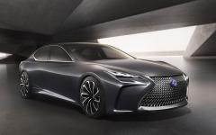 レクサス、高出力燃料電池車を市販へ…2020年ごろ 画像
