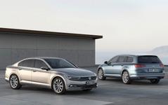 VWの排ガスリコール作業、パサート は3月から…ドイツ 画像