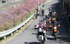 三橋淳とミニツーリング…KTM アドベンチャーの走破性の高さを実感する 画像