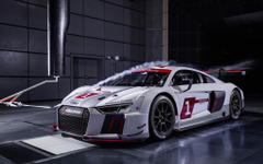 【SUPER GT】Audi Team Hitotsuyama、新型 R8 LMS & ダンロップでGT300王座ねらう 画像