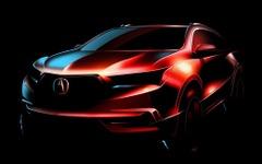 【ニューヨークモーターショー16】アキュラの最上級SUV、MDX に2017年型 画像
