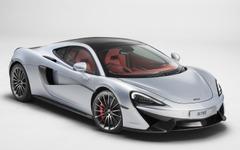 【ジュネーブモーターショー16】マクラーレン、「570GT」発表…ガラスハッチ採用 画像