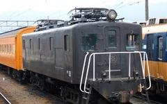 大井川鐵道、夜桜楽しむ特別列車を運行…電気機関車が展望車けん引 画像