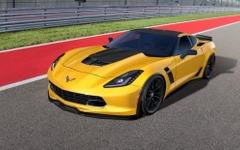 シボレー コルベット、レーシングイエローなど10台限定の特別モデル発表 画像