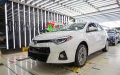 トヨタ、世界生産0.6%減の71万2854台、5か月ぶりマイナス…1月実績 画像