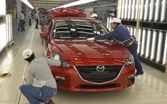 マツダ、総生産台数 9.2%増の13万0997台で13か月連続プラス…1月実績 画像