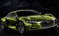 【ジュネーブモーターショー16】DS、 E-TENSE 発表…402馬力の高性能EVクーペ 画像