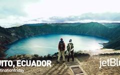 米LCCジェットブルーがラテンアメリカ路線を拡充…キト線を新規開設 画像