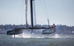 ランドローバーとBAR、最速ヨット開発で協力…アメリカズカップ参戦 画像