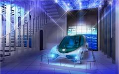 トヨタ MIRAI ショールーム、未来型FCVコンセプトカーを特別展示…3月2日~14日 画像