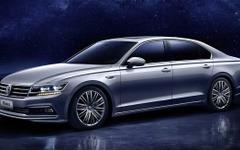 【ジュネーブモーターショー16】VW 、フィデオン 初公開…中国向け最上級サルーン 画像