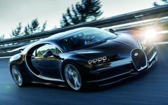【ジュネーブモーターショー16】ブガッティ シロン 発表 …1500馬力、最高速420km/h 画像