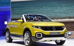 【ジュネーブモーターショー16】VW、「Tクロス ブリーズ」発表…小型SUVオープン提案 画像