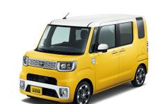 軽自動車販売、トヨタを除く全ブランドが前年同月比マイナス…2月 画像
