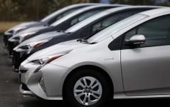 2月の新車総販売台数は6.4%減と14か月連続マイナス 画像