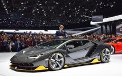 【ジュネーブモーターショー16】スーパーカーの祭典、開幕…日系メーカーも存在感を発揮できるか 画像