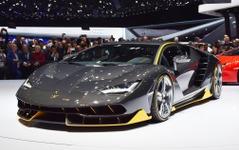 【ジュネーブモーターショー16】ランボルギーニ、新型スーパーカーは2億円…創業者100周年記念 画像