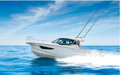【ジャパンボートショー16】ヤンマー、ボートオブザイヤー「EX38A」などメイン展示 画像
