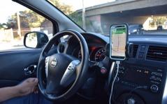 配車サービス Uber、富山でスマホアプリ利用したシェアリング交通の実証実験 画像