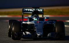 【F1】第2回テスト1日目、ロズベルグが今季初トップ…ホンダも3番手タイム 画像