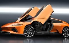 【ジュネーブモーターショー16】ジウジアーロ、GT Zero 発表…490馬力のEV 画像