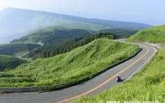 ツーリングライダーが選ぶ絶景ロード、トップ2を九州勢が独占…BikeJIN調べ 画像