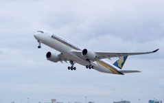 シンガポール航空、アムステルダム線にA350-900投入へ…5月9日 画像