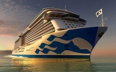 プリンセス・クルーズ、全クルーズの船体に新デザインを採用…「マジェスティック・プリンセス」から 画像