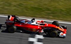 【F1】第2回テスト3日目、ライコネンがトップ…先週の最速タイムを更新 画像