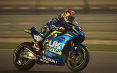 【MotoGP】カタールテスト2日目はスズキのビニャーレスがトップタイム 画像