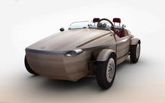 トヨタ、人とクルマの新たなつながりを「木」で具現化…ミラノデザインウィーク 画像