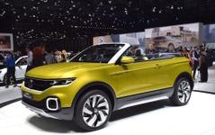【ジュネーブモーターショー16】VW Tクロス ブリーズ[詳細画像] 画像