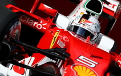 【F1】第2回テスト、最終日はベッテルがトップ…メルセデスにトラブル 画像