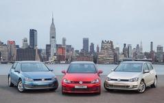 【NHTSA】VW ゴルフ の2016年型、最高評価の5つ星 画像