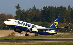 旅客数740万人、利用率93%…ライアンエアーが2月輸送実績を発表 画像