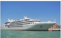 ポナンが運航する外航客船「ル・ソレアル」が東京港に初入港…4月3日 画像