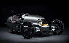 【ジュネーブモーターショー16】英モーガン、3輪EVの市販モデル初公開 画像