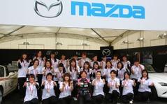 マツダ×井原慶子、モータースポーツでの活躍を目指す女性を募集 画像