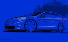 スバル インプレッサ スポーツ 次期型、トヨタ製ハイブリッド採用か 画像