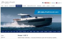 日本ボート・オブ・ザ・イヤー2015は「デルフィア・エスケープ1100S」 画像