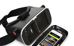 スマホでヴァーチャル体験できるヘッドセット「ステルス VR」 画像
