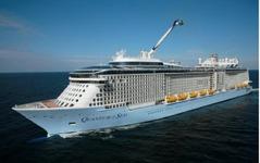 最新鋭客船「クァンタム・オブ・ザ・シーズ」の日本発着クルーズを発表 画像