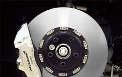 曙ブレーキ、マクラーレン P1 搭載の高性能ブレーキで日本機械学会賞を受賞 画像