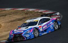 【SUPER GT 岡山テスト】初日のGT500トップタイムはWAKO'S 4CR RC F…レクサス&BS勢が上位占める 画像