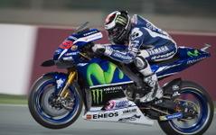 【MotoGP 第1戦カタール】僅差のトップ争いを制し、王者ロレンソがポールポジション 画像