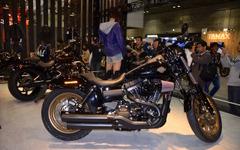 【大阪モーターサイクルショー16】ローライダーSとCVO プロストリート ブレイクアウトが初公開…ハーレー 画像