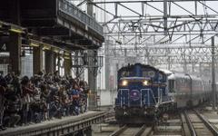 寝台特急『カシオペア』、16年余りの一般運行に幕…上野~札幌間在来旅客列車が消える 画像
