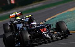 【F1 オーストラリアGP】マクラーレン・ホンダ、開幕戦はポイント獲得ならず 画像