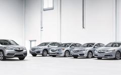 アキュラ、ブランド誕生30周年…米国販売の半数以上が北米生産車 画像